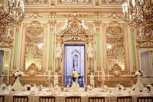 Palazzo Parisio Wedding